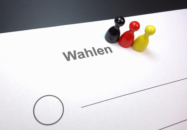 Ergebnisse der Bundestagswahlen 26.09.2021 in Giesenhausen